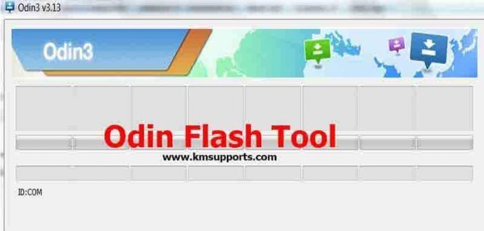 latest official Odin flash tool / Samsung Device
